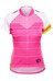 PEARL iZUMi SELECT LTD SS Jersey Women moto screaming pink